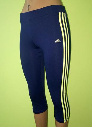Оригинальные спортивные лосины, леггинсы adidas