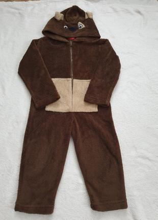 Кигуруми,домашняя одежда, теплая пижама для сна