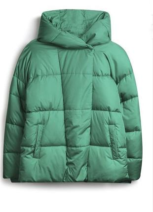 Куртка primark оверсайз очень красивый цвет