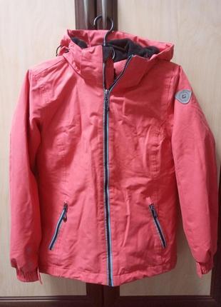 Куртка лыжная для девочки