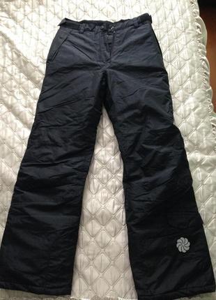 Лыжные штаны 👖 crivit зимние тёплые спортивные для активного отдыха