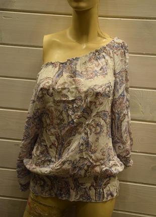 Блузка легка