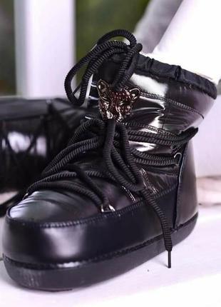 Акция мунбуты теплющая зимняя обувь луноходы угги валенки