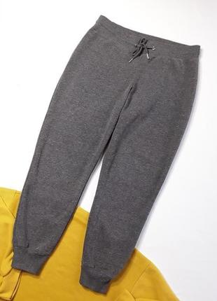 Теплые брюки с начесом boohoo