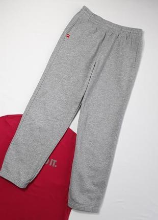 Теплые брюки с начесом nike