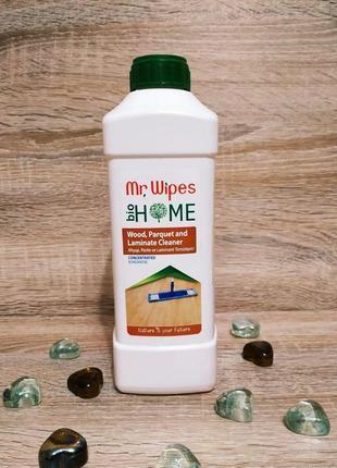 Моющее средство для паркета и ламината mr.wipes farmasi