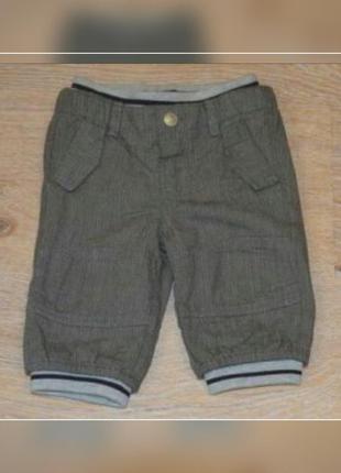 Штаны брюки на резинке chicco