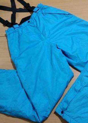 Горнолыжные штаны на рост 158/164 см