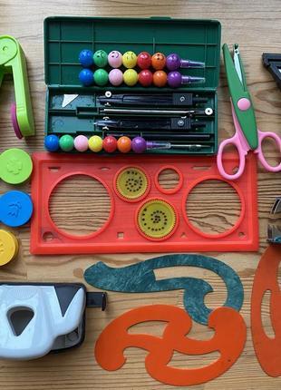 Набор для творчества, скрапбукинг, рукоделие - остатки!