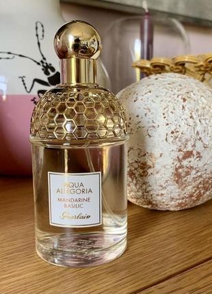 Guerlain aqua allegoria mandarine basilic 10мл распив оригинал/суперраспродажа