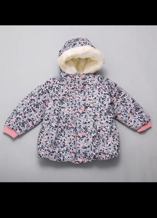 Куртка зимова зимняя pepco 92, 98