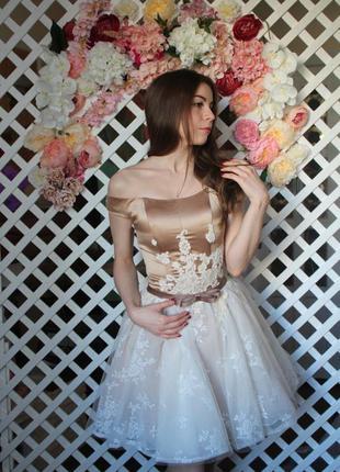 Изысканное вечернее платье для особого случая в стиле sherri hill ♥ платье на выпускной ♥