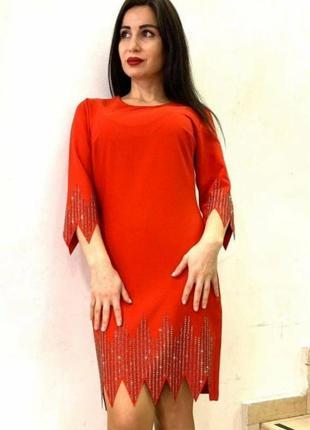 Шикарное платье, люкс качество, размер с.