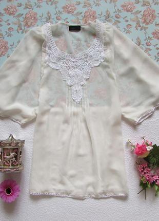 Шифоновая блуза vero moda