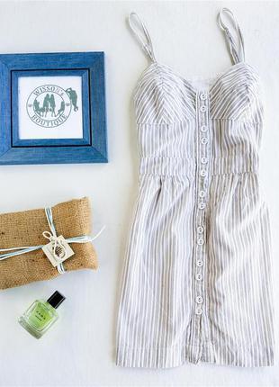 Сукня в смужку від river island