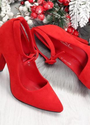 Туфли со съемным ремешком 🌸цвет разный❗❗❗
