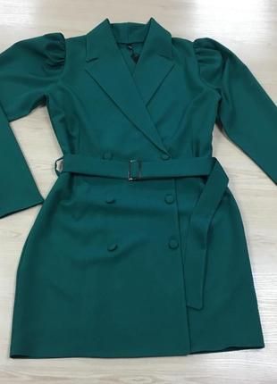 Платье пиджак2 фото
