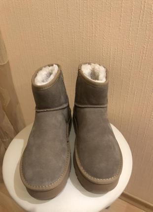 Угги ufo  40 р., ботинки