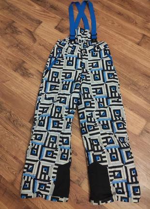 Лижні теплі штани