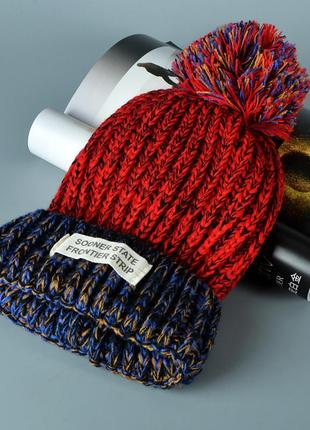 Стильна шапка 13230н