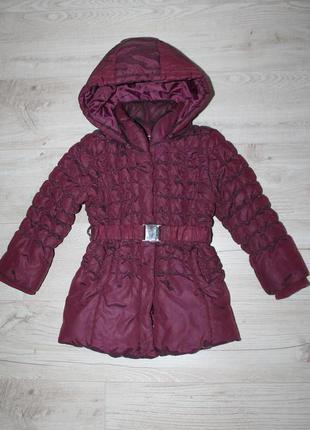 Демисезонная куртка chicco 92р. курточка