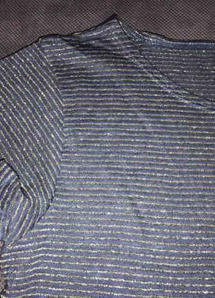 Лен стильная оригинальная золотинка классная льняная футболка cos