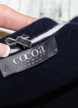 Кашемировый свитер cocoa cashmere3 фото
