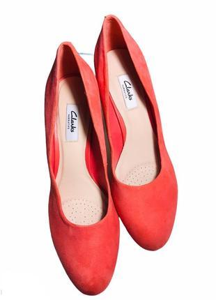 Туфли женские на каблуку clarks narrative