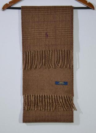 Шарф polo ralph lauren scarf