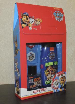 Bi-es uroda for kids paw patrol  детский подарочный набор