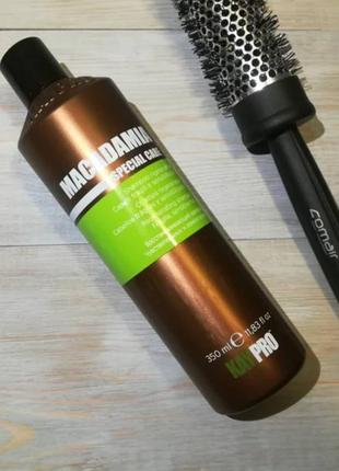 Восстанавливающий шампунь с маслом макадамии kaypro regenerating shampoo
