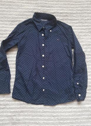Рубашка на хлопчика tommy hilfiger 🔥🔥