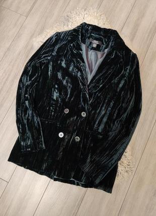Изумрудный жакет пиджак (куплен в германии)