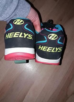 Кроссовки-ролики heelys2 фото