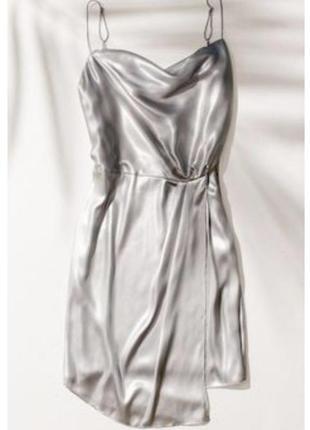 Женственное и сексуальное платье на бретелях h&m 😍🔥