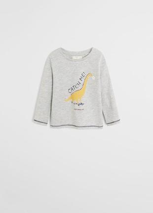 Реглан mango кофта футболка длинный рукав лонгслив