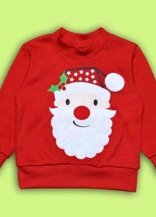 Новогодний рождественский свитерок