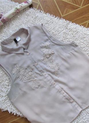 Незвичайна блуза омбре,акція!при покупці двох речей на третю знижка 50%