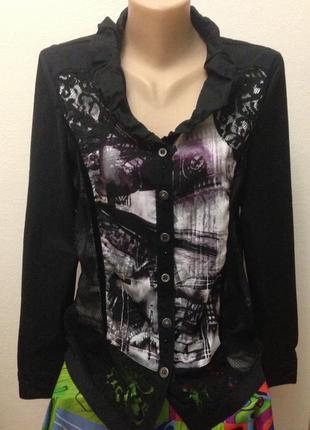 Шикарная блуза , италия