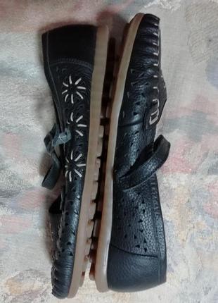 Туфли мокасины rieker 36 размер