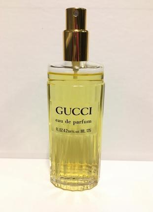 Gucci no 1 125 мл gucci parfum 1 винтаж оригинала редкость