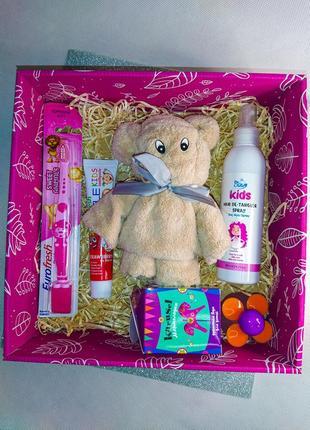 Детский подарочный набор, подарок для девочки