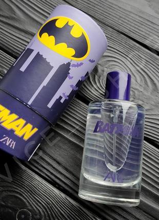 Zara batman туалетная вода парфюмерия испания