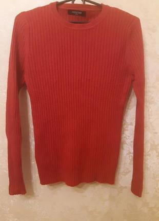 Шерсть + кашемир свитер