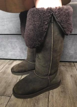 Emu australia®stinger оригинал угги сапоги ботфорты овчина ugg australia