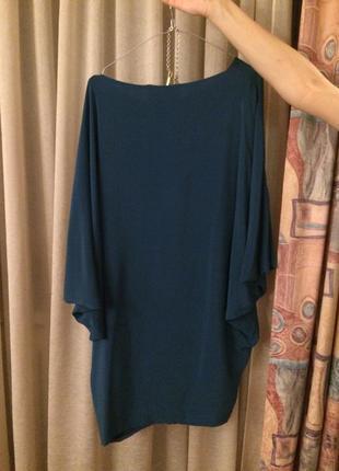 Платье с поясом space