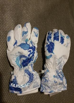Лыжные перчатки glissade