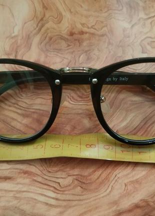 Имиджевые очки без диоптрий2 фото