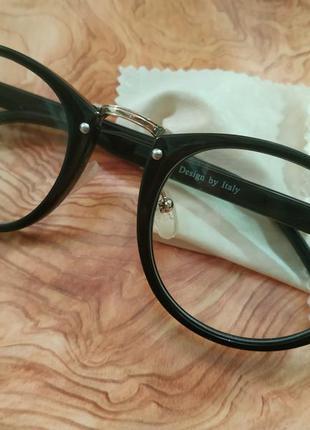 Имиджевые очки без диоптрий4 фото