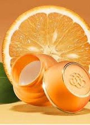 Специальное смягчающее средство с маслом апельсиновой косточки орифлейм код 35808